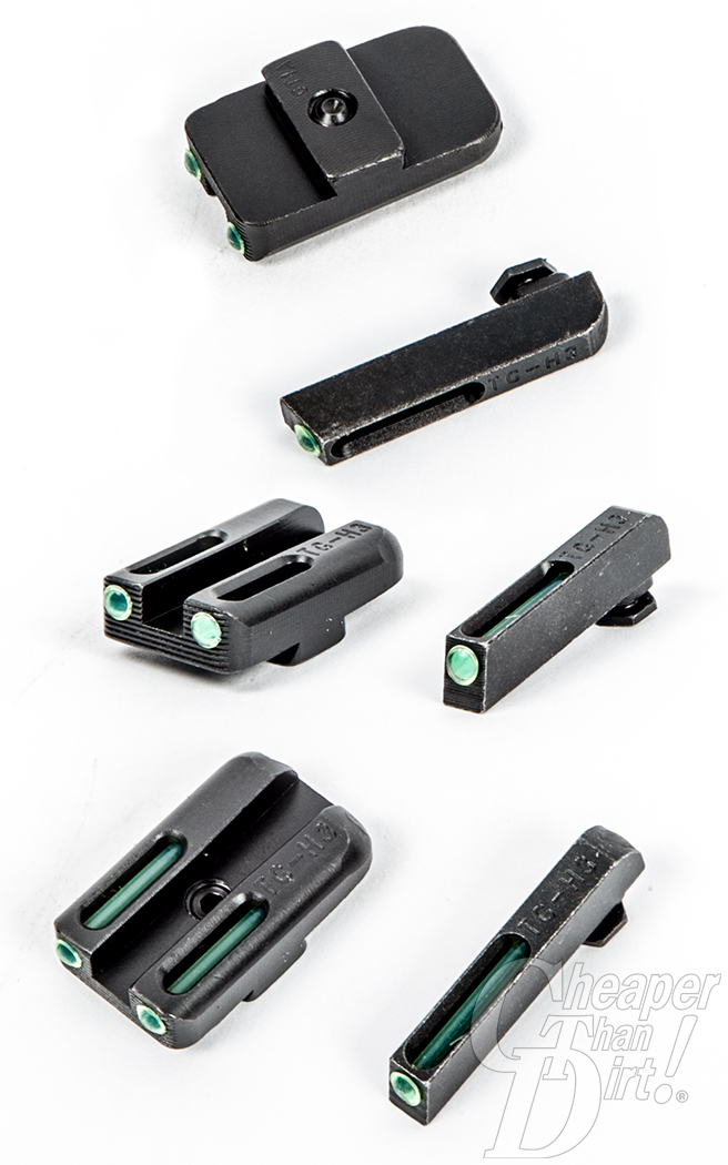 TRUGLO GLOCK 42 sights