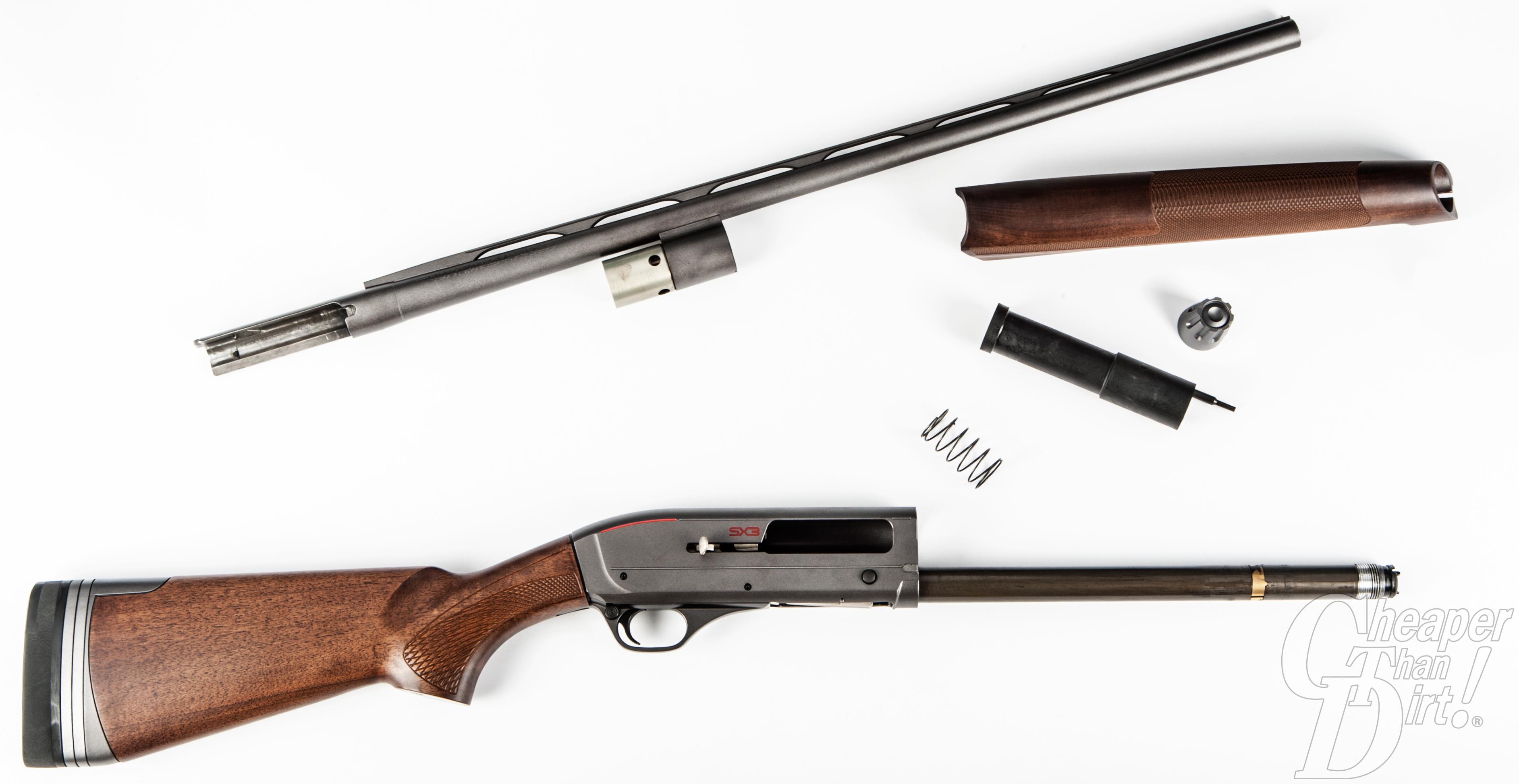 10 Gauge Pump Action Shotgun Cheaper Than Dirt -