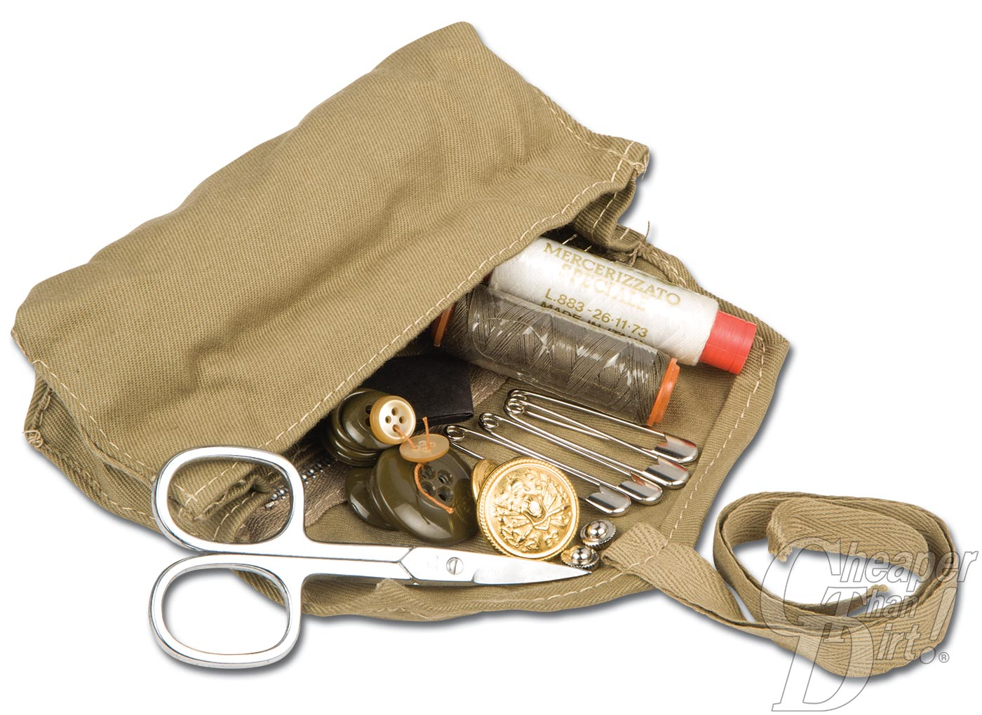 The 5 best military surplus items under 20 for Italian kit