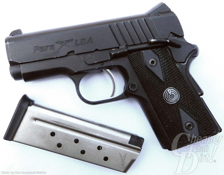 Paraordnance 9mm 1911 and magazine