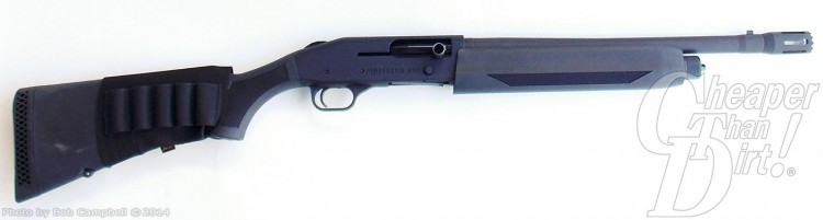 Mossberg's 930 Tactical 12-Gauge Shotgun