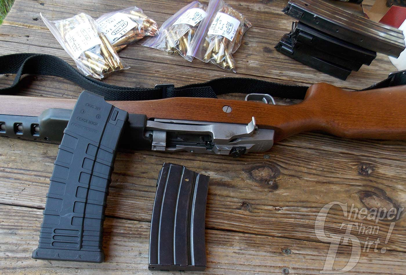 ruger s first class 223 the mini 14 rifle