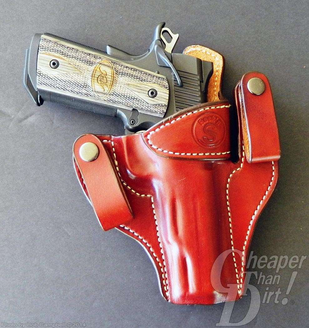 Best 1911 leather holsters Guns t 1911 leather holster