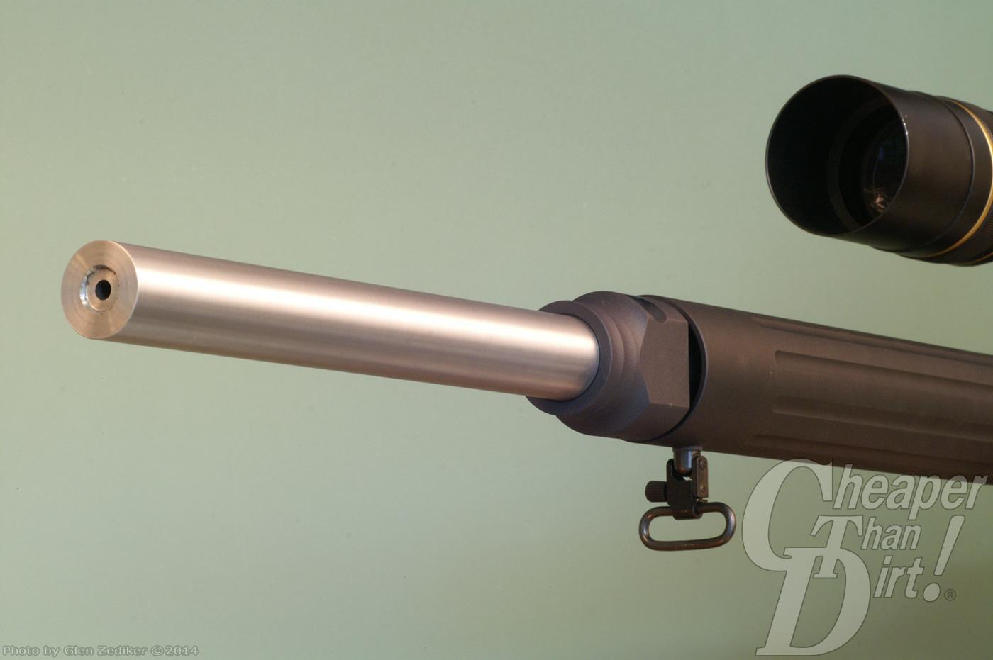 Heavy Barrel AR 15