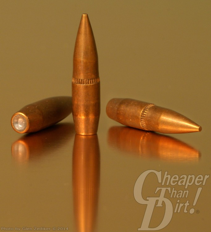 Genuine SALVOs produced by Sierra Bullets