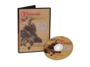 Hornady Reloading and Bullet Accuracy DVD
