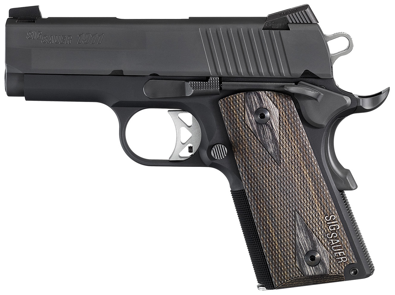 The Pros and Cons of Aluminum Framed Handguns