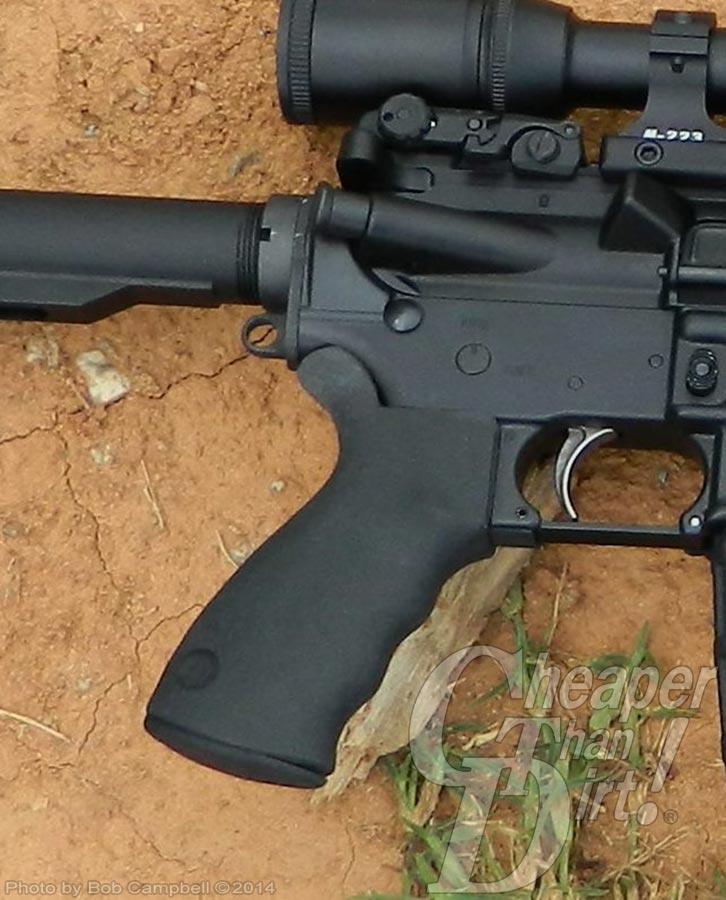 Building A Precision AR-15