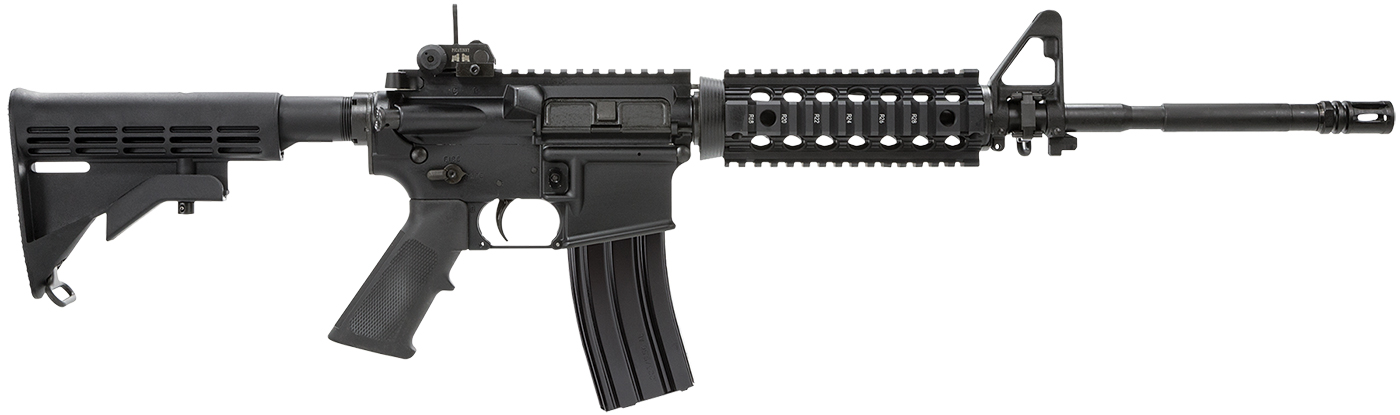 The Colt M4A1 Rifle - An Old Friend