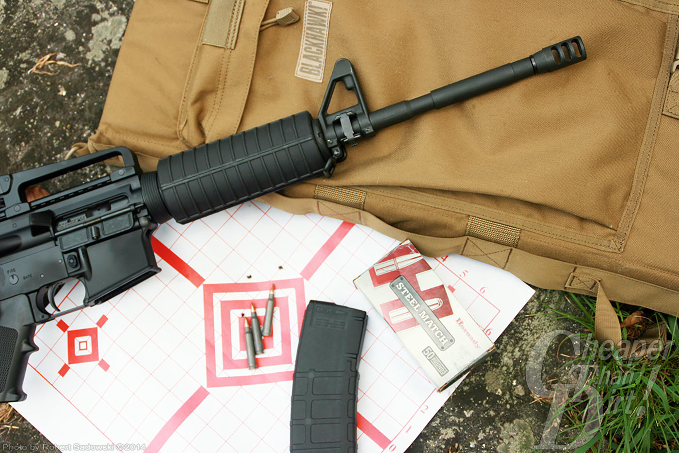 Stag Arms Model 1: A Basic AR-15 Equipped for Reliability