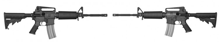 Stag Arms Model 1 and Model 1L AR-15 Rifles
