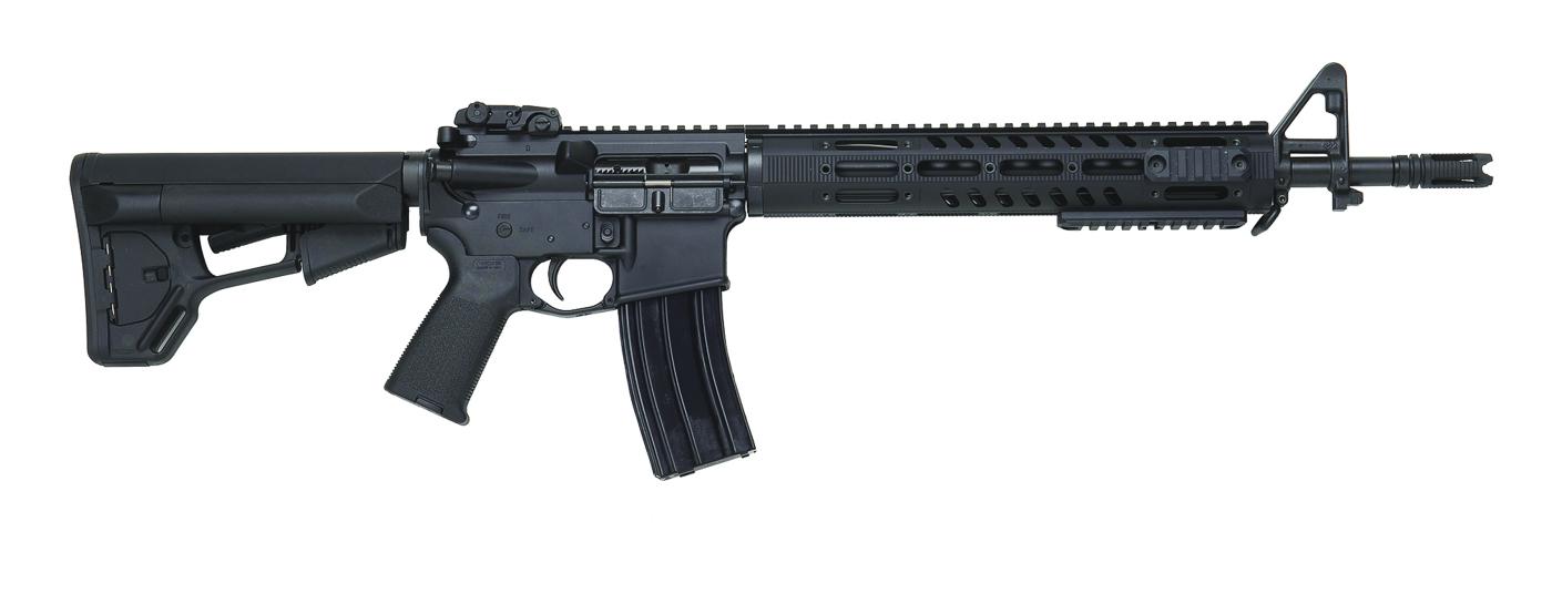 Top 10 AR-15 Rifles 2014