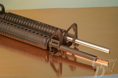 AR-15 Stainless Chromoly Rifle Barrels by Glen Zediker