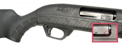 RECALL NOTICE 887 with bolt mark