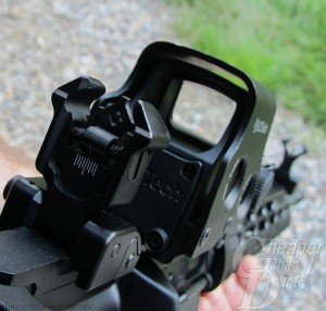 Stag Arms Model 8T Diamondhead EoTech Sight