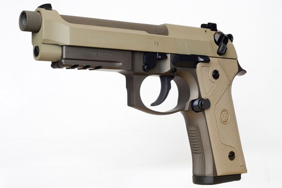 Shot 2015 Beretta M9a3