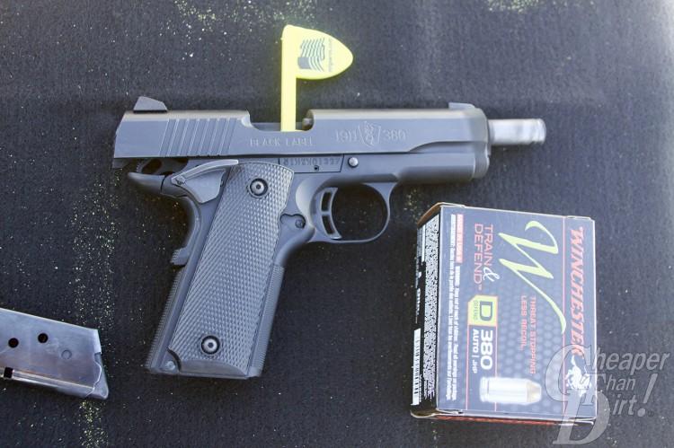 Browning Black Label 1911-380