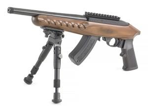 Ruger 22 Charger Pistol Left Quartering