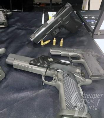 armscor usa the shooter s log