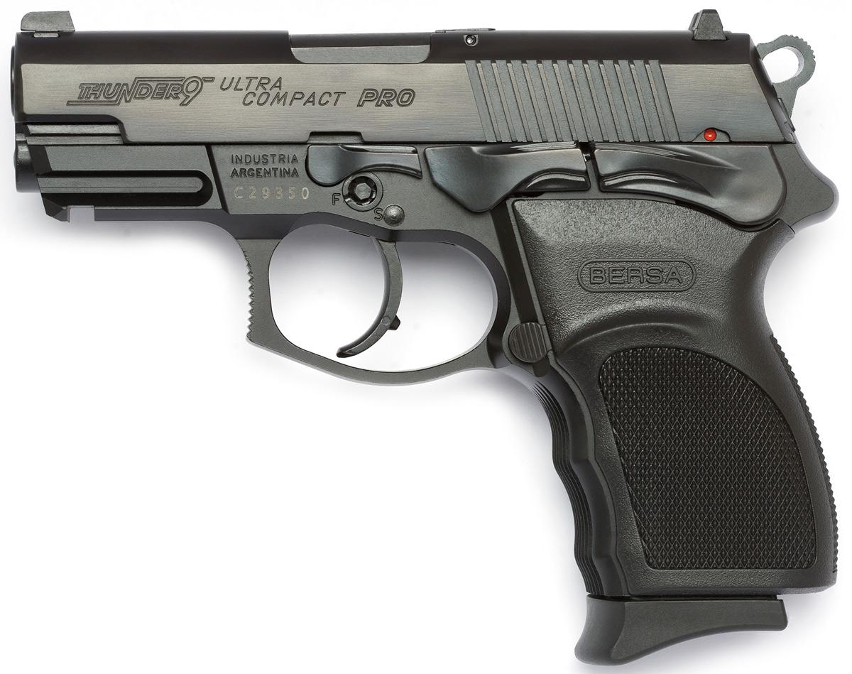 News & Media - Bersa's 9mm Pistol—A Great Buy - BERSA by