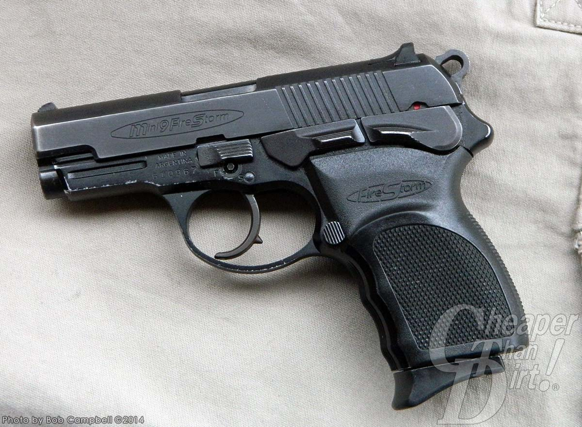 News & Media - Bersa's 9mm Pistol—A Great Buy - BERSA by