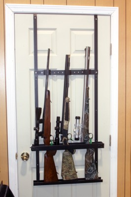 Great Day Over-the-Door Rifle Rack