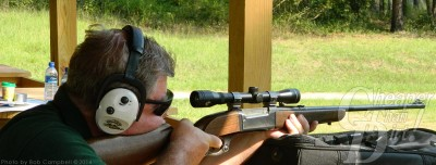 Hardy Old Lever Action Rifle Improved by Handloading