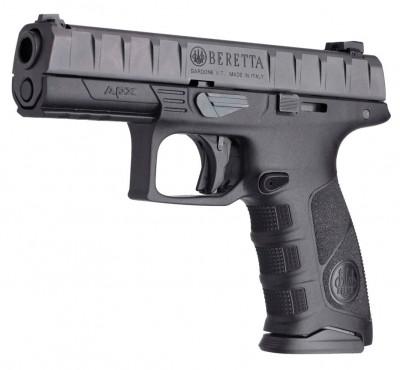Beretta's first full-sized striker fired pistol