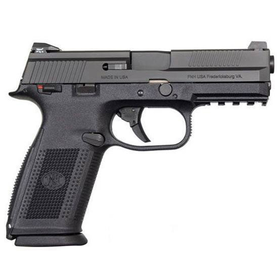 FN's Hot 9mm: The FNS 9