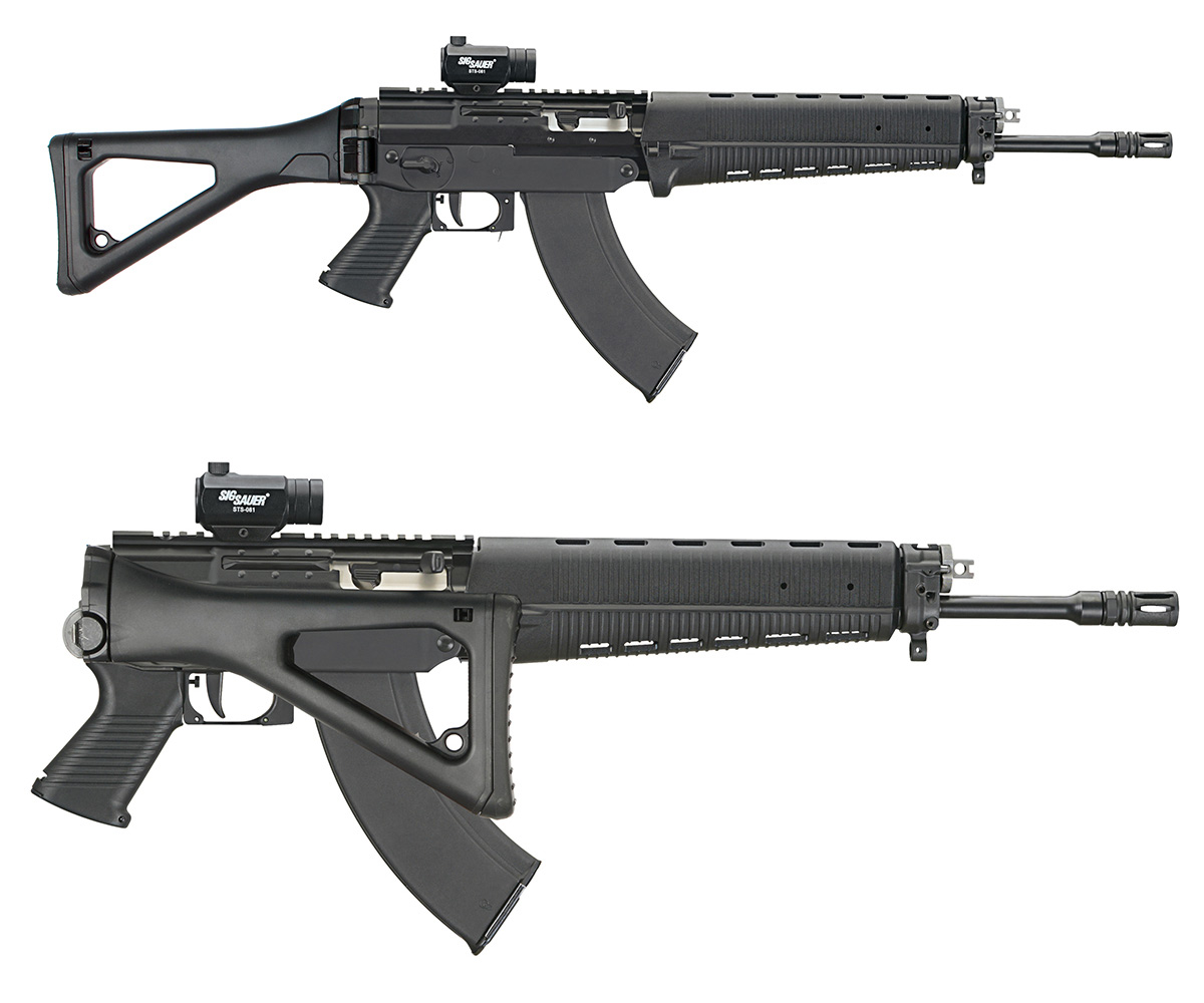 7 Mutants: Blurring The Lines Between ARs And AKs