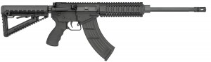 Black rifle, the LAR-47 from Rock River Arms