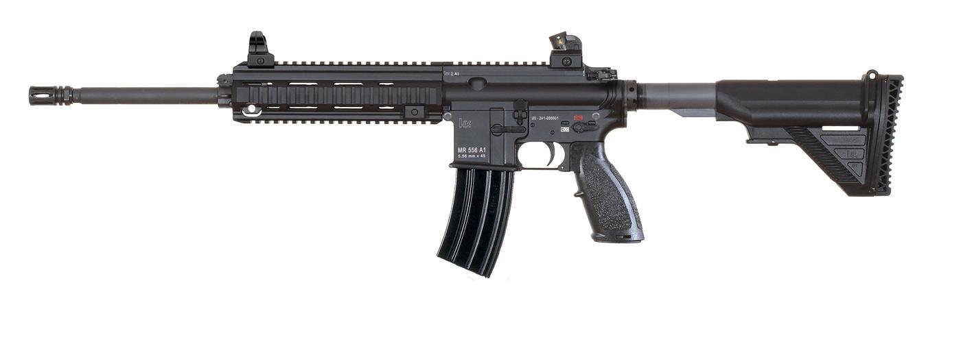 Range Envy: Ten Really Cool AR-15s