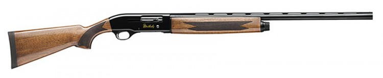 Weatherby 28 gauge SA-08 Shotgun with wood stock and forearm