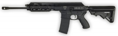 Black Faxon ARAK-21 XRS rifle