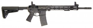 FNH FN-15 Tactical Carbine AR-15 rifle with Magpul sights and furniture