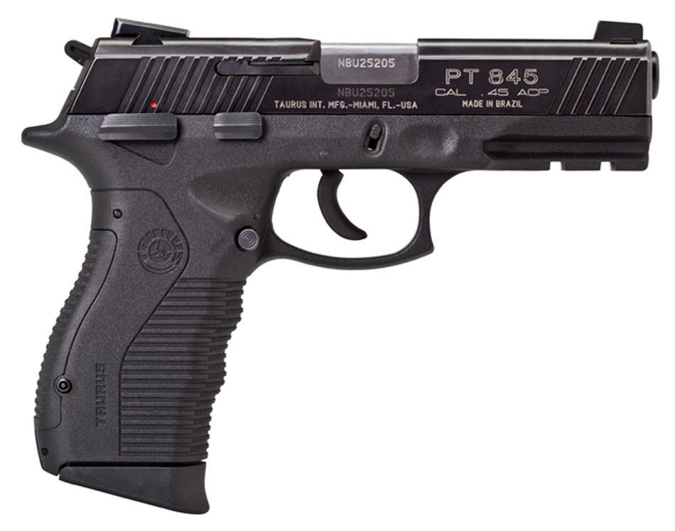 The Top Six Best Selling Taurus Handguns