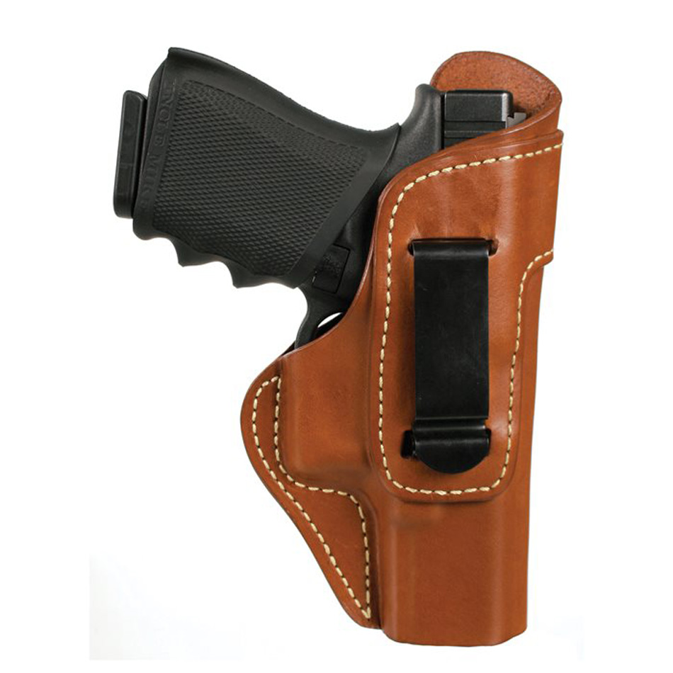Glock 23 in Blackhawk IWB holster