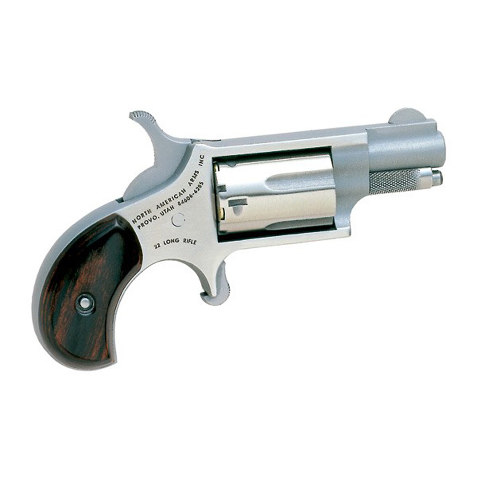 The naa mini revolver is a true pocket pistol it conceals perfectly