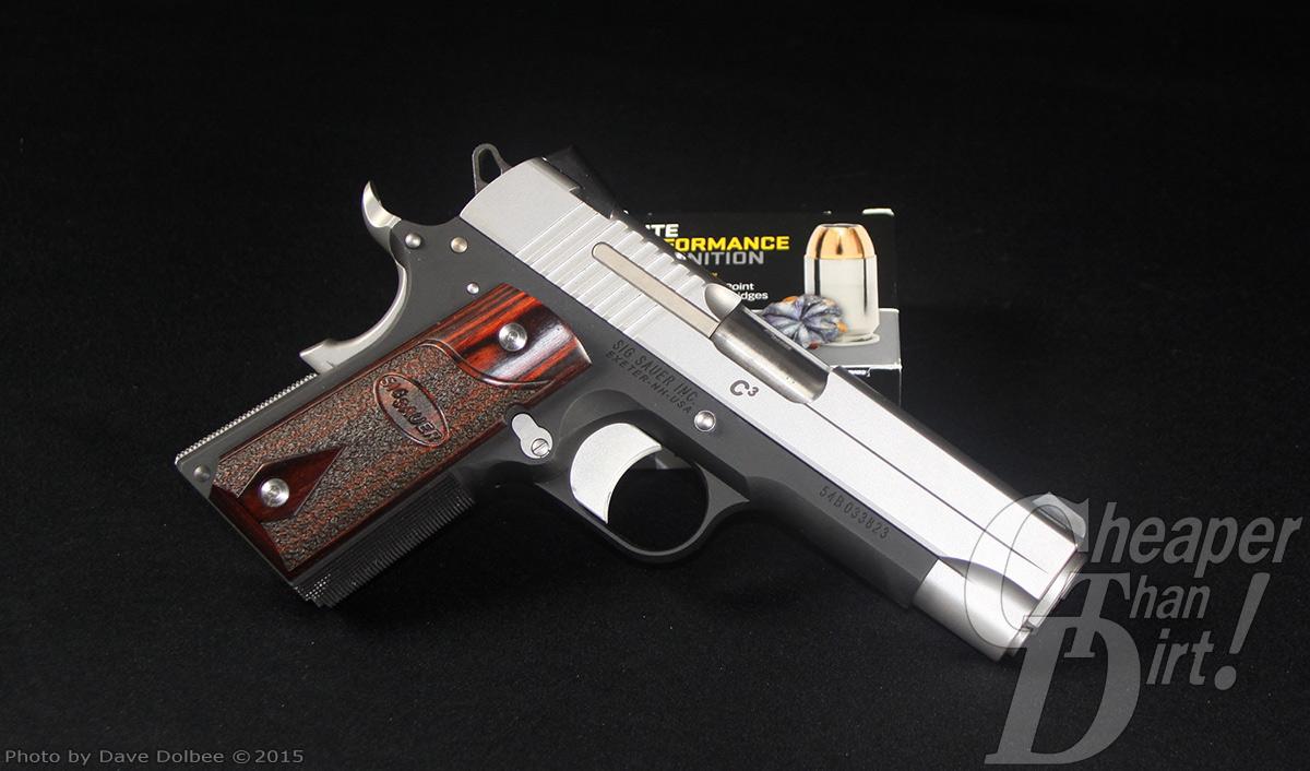 Sig Sauer 1911 - NiBor - Uhhh... Yes plz. : guns