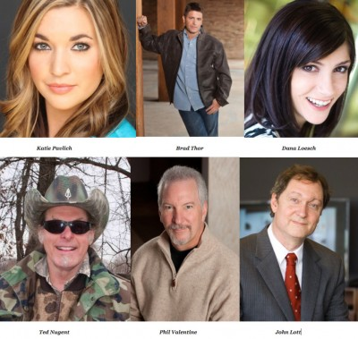 If you're attending the 144th NRA Annual Meetings and Exhibits in Nashville, join Katie Pavlich, Dana Loesch, Brad Thor, Ted Nugent, and other gun-rights champions at Crime Prevention Research Center social and shooting events to be held on April 10 and 11. Photo courtesy of CPRC.
