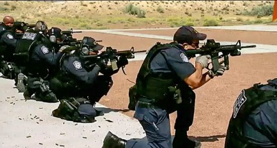 U.S. Customs and Border patrol training