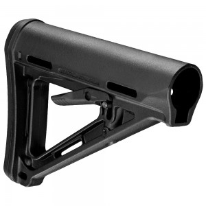 Magpul AR-15 buttstock A-line shaped