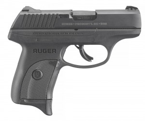 Ruger LC9s Pro, striker-fired handgun