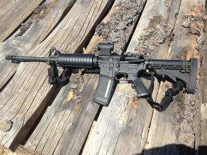 Stag Arms Model 2L left-handed model AR-15