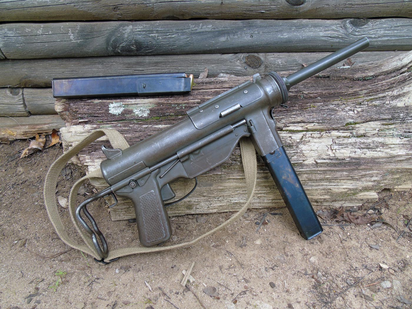 M3a1 grease gun