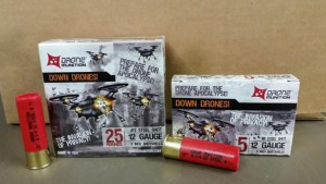 Black and gray box of Drone Munition