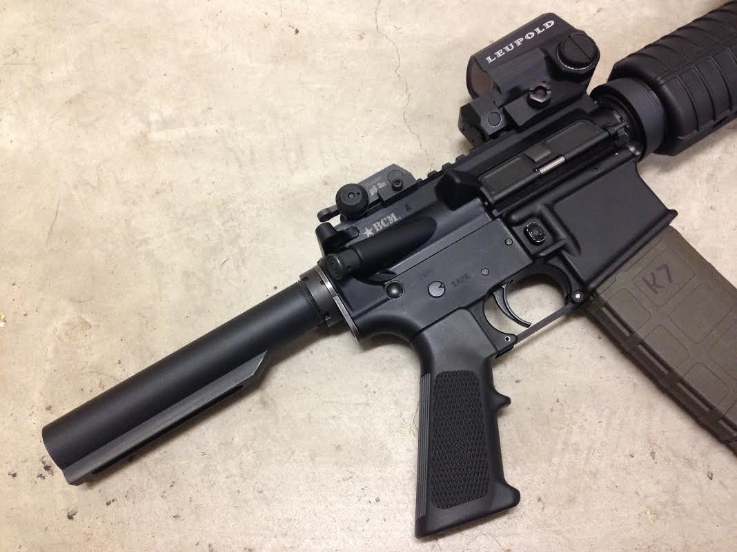 five not so obvious reasons for owning a rifle caliber ar 15 pistol