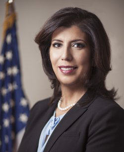 Acting District Attorney Madeline Singas. Photo from Nassau County (NY) District Attorney's Office.