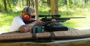 Shooting the Mossberg ATR rifle in .270 winchester
