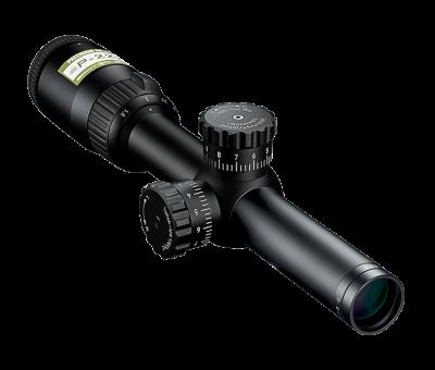 Nikon black compact riflescope for AR-15